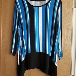 Pretty striped tunic